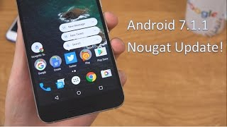 Video Official Android 7.1.1 Nougat Update! MP3, 3GP, MP4, WEBM, AVI, FLV Agustus 2018