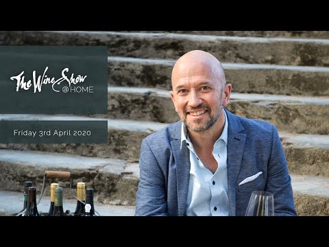Episode 6 with Domaine Of The Bee   The Wine Show @ HOME   Friday 3rd April 2020