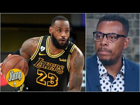 LeBron James needs to be aggressive for the Lakers to win – Paul Pierce   The Jump