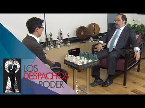 Luis Castro Obregón - Los Despachos del Poder