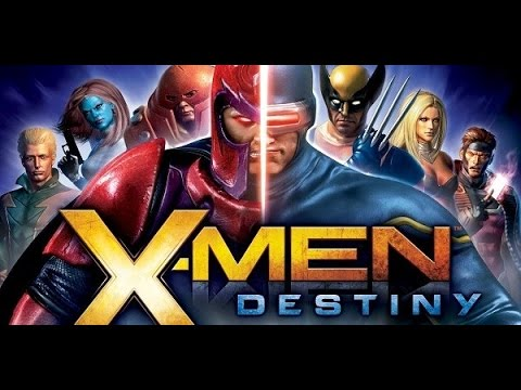 X-Men Destiny Full Movie All Cutscenes Cinematic