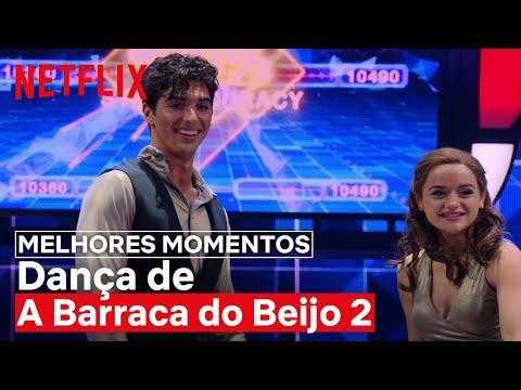 Dança final de A Barraca do Beijo 2   Melhores Momentos   Netflix Brasil