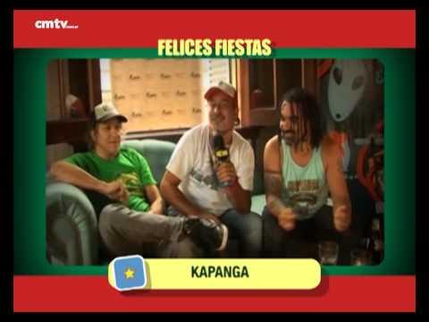 Kapanga video Saludos  - Fiestas 2014