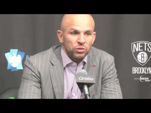 Video: Jason Kidd on Brooklyn Nets' loss to the New York Knicks