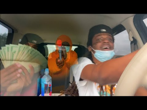 Backdo' Brezzy - Hit The Road Freestyle ( UNOFFICIAL VIDEO ) *VISUALIZER*