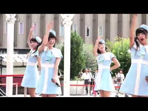 【公式】ミライスカート「鉄則Aライン」2015年9月5日@阪急西宮ガーデンズ