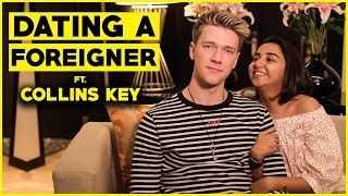 Video When You Date A Foreigner Ft. Collins Key | MostlySane MP3, 3GP, MP4, WEBM, AVI, FLV Mei 2018
