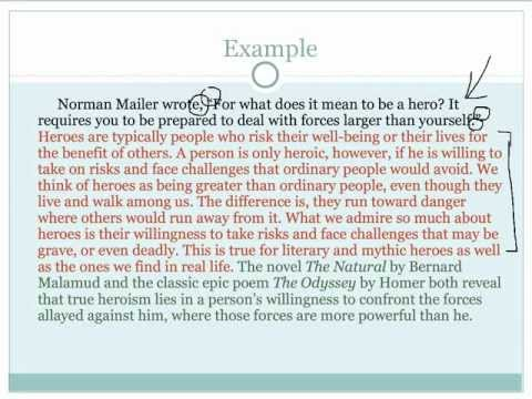 Psychology how to write a great essay