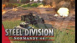 Enjoyed the video? Here's some more! ► https://goo.gl/vHwUWjSteel Division: Normandy 44 Playlist! ► https://goo.gl/uuBRTmYou can now support the channel on Patreon! ► https://www.patreon.com/vulcanhdgaming-----------------------------------------------------------Futile Factory Fight! Steel Division: Normandy 44 Gameplay (Collombelles, 3v3)-----------------------------------------------------------Hey guys,Today I'm playing on the 1v1 version of Collombelles with 3 people on each side! As you can imagine, things get intense very quickly.Deck Used: 3rd ArmouredDeck Code: Jx21sbWCs7G1MbVBtXG2MrRBt2Gz0rPxs+K18bYBtHG2IbSBtOG2QbbCs1GzkbWhtxK3IbZRtqK3MbaRContact Me!Twitch: http://www.twitch.tv/vulcanhdgamingTwitter: https://twitter.com/vulcanhdgamingFacebook: https://www.facebook.com/vulcanhdgamingSteam: http://steamcommunity.com/groups/vulcanhdgamingPatreon: https://www.patreon.com/vulcanhdgamingPlayer.me: https://player.me/vulcanhdgamingMusic used: End Game by Per Kiilstoftehttps://machinimasound.com/music/end-gameLicensed under Creative Commons Attribution 4.0 International(http://creativecommons.org/licenses/by/4.0/)
