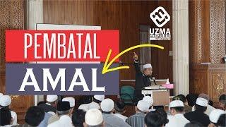 Video PENGHAPUS AMAL #1 | Ust. Zulkifli Muhammad Ali, Lc, MA. MP3, 3GP, MP4, WEBM, AVI, FLV Februari 2019