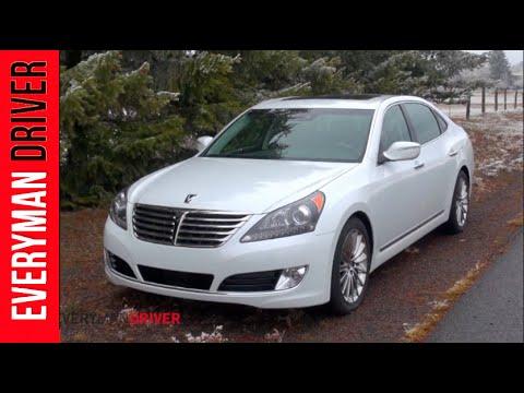 2014 Hyundai Equus DETAILED Review on Everyman Driver