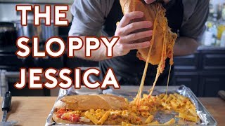 Binging with Babish: The Sloppy Jessica from Brooklyn Nine-Nine