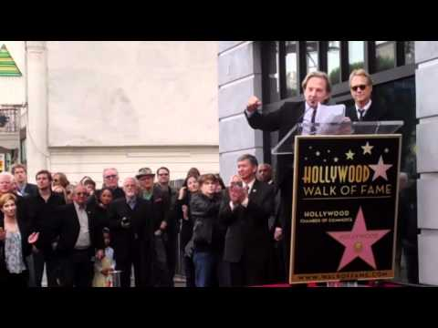 AMERICA Walk of Fame Ceremony