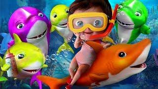 Video Baby Shark , London Bridge is Falling Down , Twinkle Twinkle Little Star ,  Johny Johny yes papa MP3, 3GP, MP4, WEBM, AVI, FLV Oktober 2018