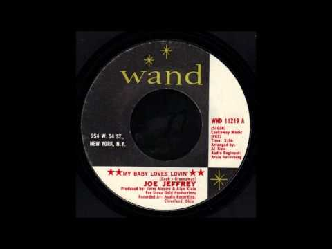 Joe Jeffrey-My Baby Loves Lovin' - (45)