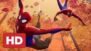 Spider-Man: Into the Spider-Verse Trailer (2018) Shameik Moore, Jake Johnson