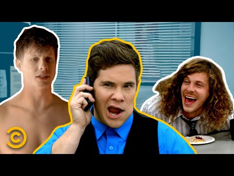The Best Pranks of All Time - Workaholics