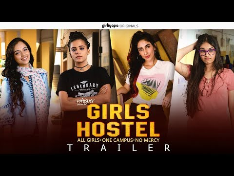 Girls Hostel | Official Trailer || Girliyapa Originals