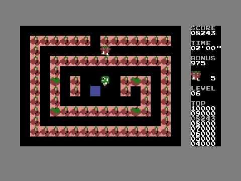 Tutti Frutti Commodore 16 Plus/4 Gameplay