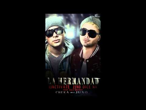 Cheka Ft Juno - La Hermandad (Preview) (Activate, No Dice Na) ?REGGAETON 2011? -