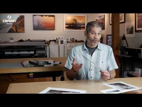 Product video : Canson Infinity Baryta Photographique