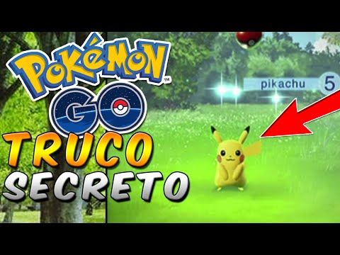 Pokemon Go Truco Secreto