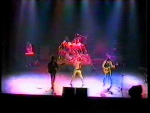 Stormchild Last Night live at The Dominion 1981.wmv online metal music video by STORMCHILD