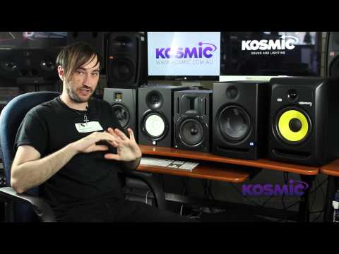 Studio Monitor Speaker Comparison – Update