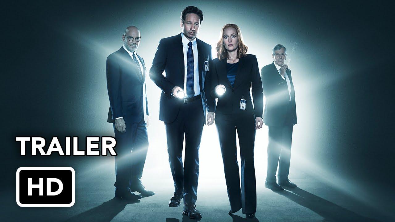 The X-Files Trailer (HD)