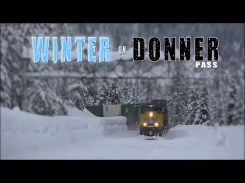 Winter on Donner Pass Preview