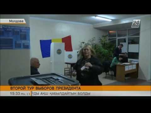 В Молдове проходит второй тур президентских выборов