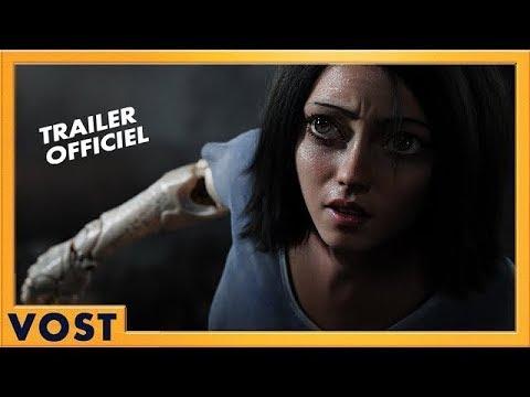 Alita : Battle Angel - Bande-annonce 2 VOST