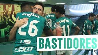 Bastidores - Palmeiras 3 x 1 Atlético Tucumán - Conmebol Lib...
