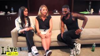Jason Derulo Talks New Album, Jordan Sparks Relationship, and How To Pick Up on Somebody in the Club