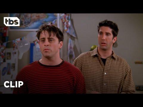 Friends: Joey Loses Ross' Wedding Ring (Season 4 Clip)   TBS