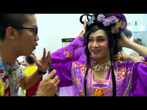 Hậu trường - Cười Xuyên Việt phiên bản nghệ sĩ - Tập 2