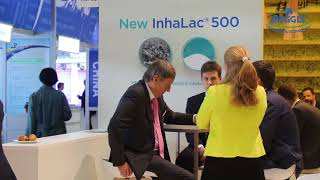 InhaLac 500 - New product launch by MEGGLE at CPhI