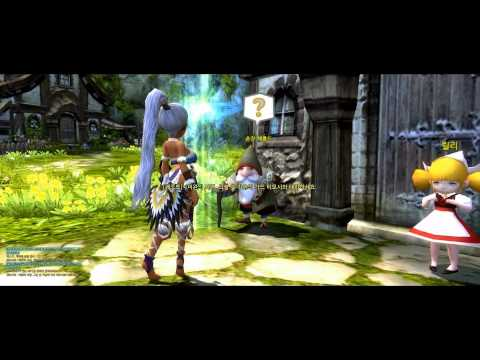 Video Gameplay Dragon Nest [KR] : The Beginner of Kali