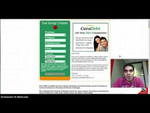 CuraDebt Reviews - A CuraDebt Review