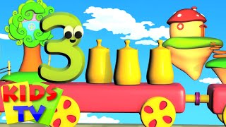 Bob The Train | Adventure with Numbers | bob and numbers | numbers song | learn numbers