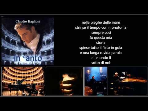 , title : 'CLAUDIO BAGLIONI / Stelle di stelle / Incanto 2001'