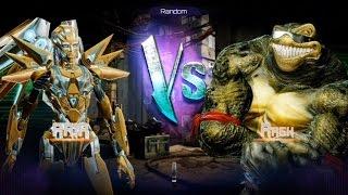 Killer Instinct - Fight 15 - ARIA(Holder) vs Rash(Challenger)