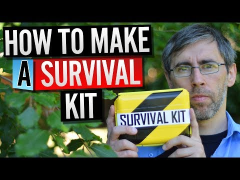 How to make a Survival Kit | with Combat + Survival magazine