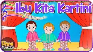 Download Video Ibu Kita Kartini | Diva bernyanyi | Diva The Series Official MP3 3GP MP4