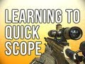 Learning to Quickscope - Black Ops 2 Gameplay Commentary