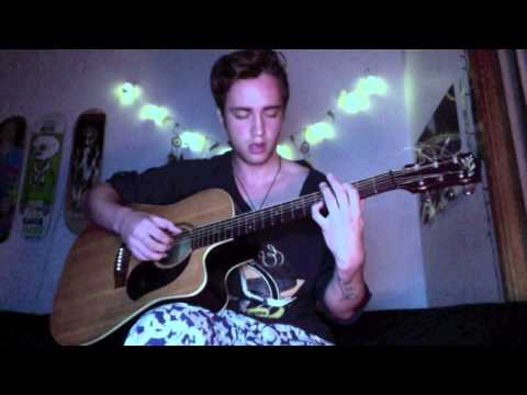 RESOLUTION - This is my attempt at Matt's song Resolution which is an amazing song and I don't think my cover is better or even close to the way he does it but I really wanted to learn this and cover it...