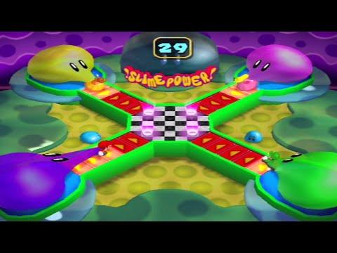 Mario Party Series - Button Mashing Minigames