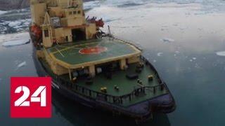 """""""Капитан Хлебников"""" начал проводить суда в порту Магадана"""
