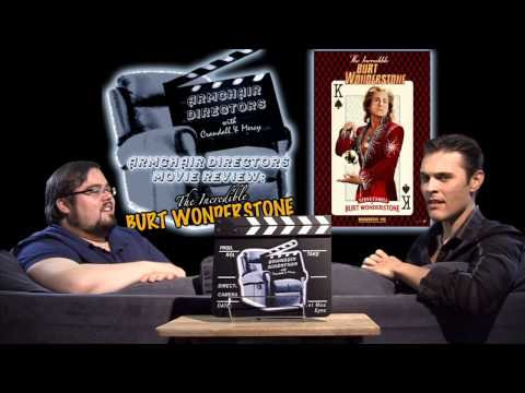 The Incredible Burt Wonderstone Movie Review - Armchair Directors