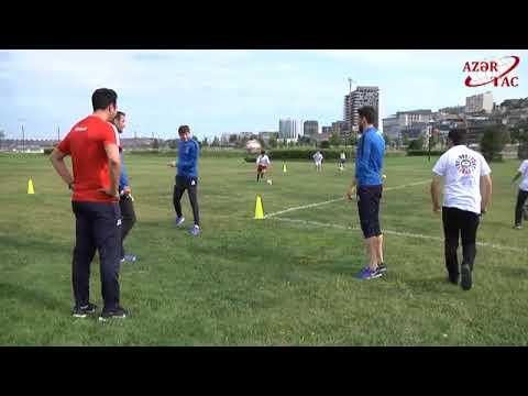 В Приморском национальном парке проведен мастер класс по футболу для детей